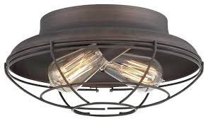 industrial style 1 light large pendant in polished nickel industrial