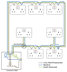 house wiring diagram of a typical circuit in home diagrams