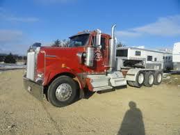 kenworth w900 heavy spec for sale 1998 kenworth w900 tri axle semi tractor heavy haul day cab nice