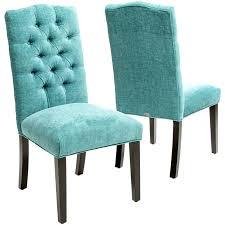 Parsons Armchair Chairs Extraordinary Turquoise Dining Chairs Turquoise Dining