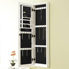 wall mirror jewelry cabinet wall mounted jewelry cabinet jukem home design