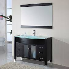Small Contemporary Bathroom Vanities by Corner Bathroom Sinks Lucerne Wallmount Bathroom Sink In White