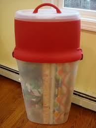 ways to store wrapping paper gift wrap storage containers rubbermaid home decorating
