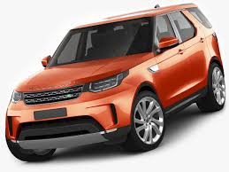 military land rover discovery land rover discovery 2017 3d cgtrader