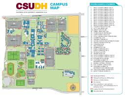Maps Direction Campus Map