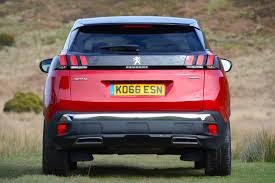 peugeot cars 2017 peugeot 3008 review greencarguide co uk