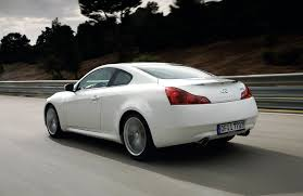 infiniti car coupe infiniti g coupe review 2009 2015 parkers