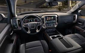 Chevy Truck Interior 2018 Sierra 1500 Denali Light Duty Truck Gmc