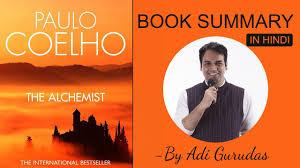 paulo coelho the alchemist book summary in hindi by adi
