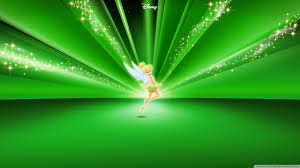 tinkerbell disney green 4k hd desktop wallpaper 4k ultra hd