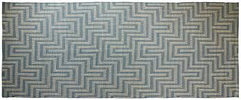 contemporary rug geometric pattern natural fiber polyester