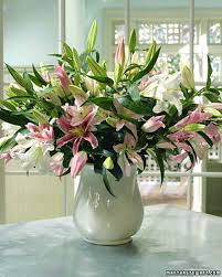 calla lily home decor lily arrangements martha stewart