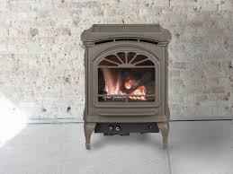 gas heating stove traditional cast iron wrought iron tiara