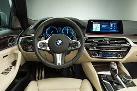 bmw 5 series dashboard 2017 bmw 5 series officially revealed hell motorhell motor
