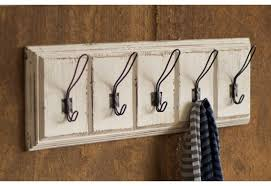deals today wall coat rack with hooks décor steals