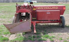 new holland 273 square baler item g5488 sold april 24 a