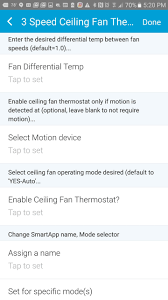 release 3 speed ceiling fan thermostat community created