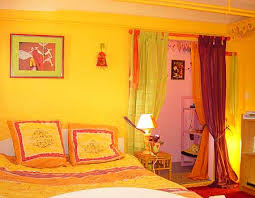 chambre indienne d馗oration deco chambre inde
