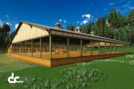 House Barn Combo Floor Plans by Riding Arena Pretty Awesome Dreams For The Home Pinterest