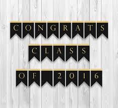 congratulations graduation banner graduation banner congratulations banner class of 2016 high