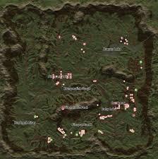 Dayz Maps Conan Exiles Interactive Map On Izurvive Survivethis