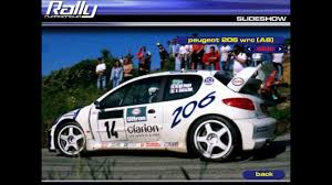 all peugeot cars mobil 1 rally championship all cars peugeot 206 wrc youtube