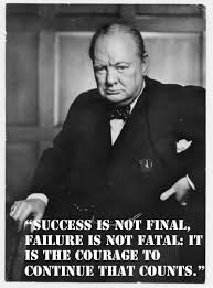 gratitude quotes churchill failure quotes u0026 sayings pictures and images