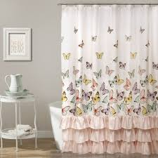 Little Mermaid Window Curtains by