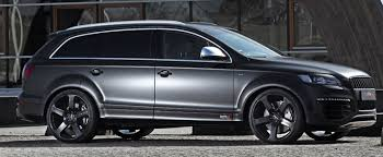 Audi Q7 Modified - car u0026 bike fanatics audi q7 pictures