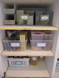 Organising Kitchen Cabinets Everyday Organizing An Organized Kitchen The Pantry Part Iii
