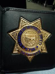 flat u2013 3 u201d wallet badge arizona state troopers association