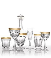 Luxury Wine Glasses Drinking Set Lady Hamilton 15000 Moser Glassworks Luxury
