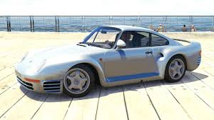 porsche 959 price forza horizon 3 1987 porsche 959 youtube