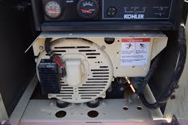 2002 kohler 10ry power system 10 back up generator item bq
