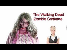 Walking Dead Halloween Costumes Halloween Costume Walking Dead Zombie Costume