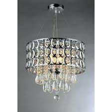 Indoor Chandeliers Chandeliers Antoinette 3 Light Chrome Indoor Chandelier