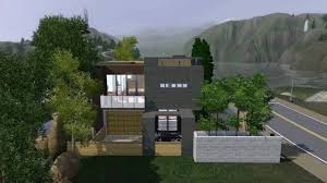 sims 3 houses designs trilogy no custom content youtube