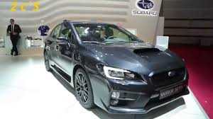 sti subaru 2016 black subaru wrx sti 2016 youtube