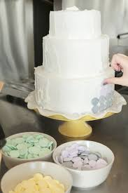 wedding cake diy diy wedding cake candy wafer cake