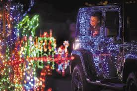 christmas lights longview tx carmela s mini santa land to open friday at new site local news