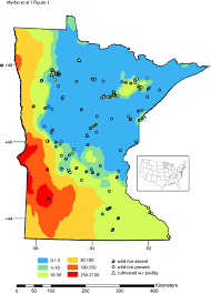 Umn Campus Map Minnesota Pollution Control Agency Wild Rice Sulfate Standard