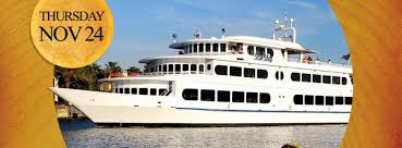 yacht starship s thanksgiving dinner cruise ta fl nov 24