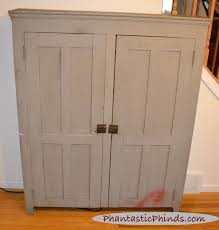 Rustic Painted Kitchen Cabinets by How To Use Chalk Paint Annie Sloan Arles U0026 Paris Grey Rustic