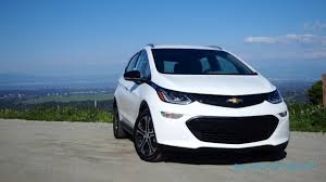 Ev 2017 Chevrolet Bolt Ev Review Electric All Rounder Slashgear