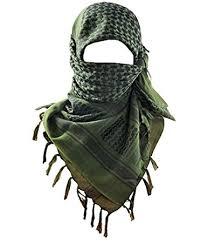 arab wrap 100 cotton keffiyeh tactical desert scarf wrap