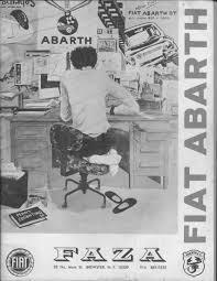 fiat u0026 abarth books and literature myfiat600d