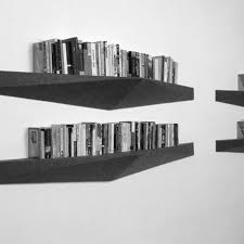 Modern Wall Bookshelves Fancy Wall Bookshelves Design Ideas Feature Square Modern Wall