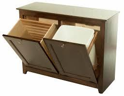 Kitchen Cabinet Storage Bins by Kitchen Simple Kitchen Cabinet Waste Bins Decor Idea Stunning