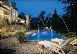 Average Backyard Pool Size Anthony U0026 Sylvan Inground Pool Prices In Houston