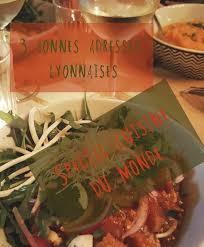 cuisine du monde lyon trois bonnes adresses lyonnaises spécial cuisine du monde